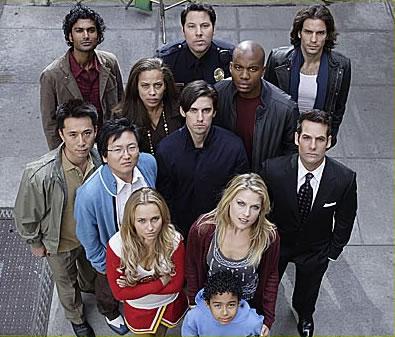 Le mie serie tv preferite! Heroes